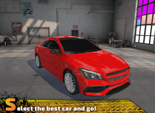 Cyber Sport Cars - Electric Free Ride 3D  screenshots 12