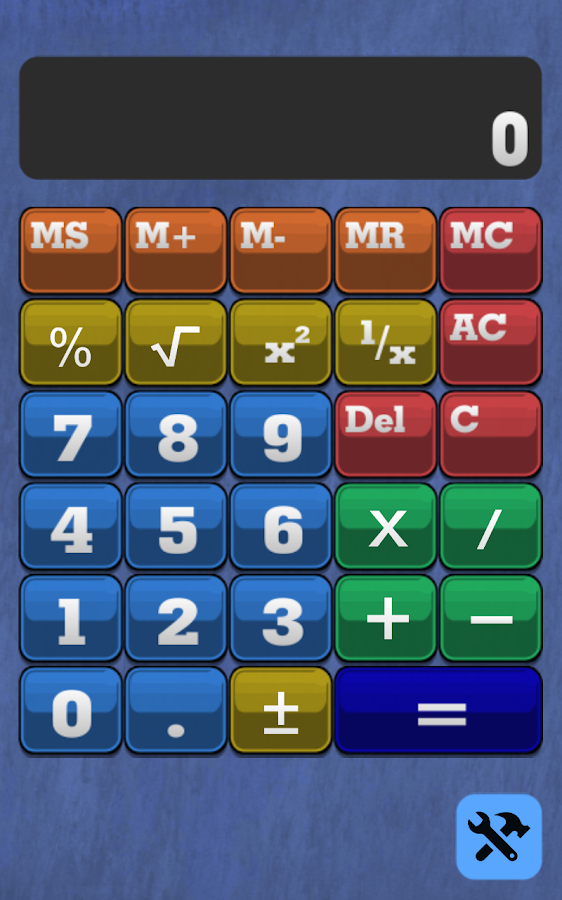 Little Calc - Calculator- screenshot