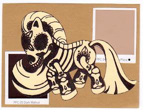 Photo: Wenchkin's Mail Art 366 - Day 178, card 178a