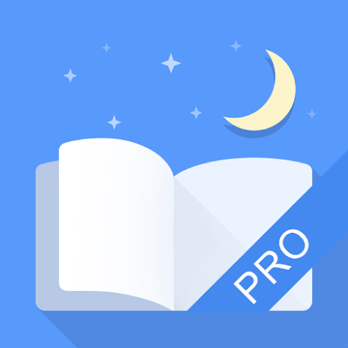 Moon+ Reader Pro[Final] [Patched] [Mod] 5.2.9_build_502091mod
