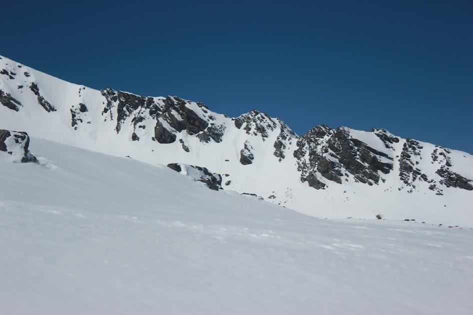 Norte del Cartujo, PN de Sierra Nevada