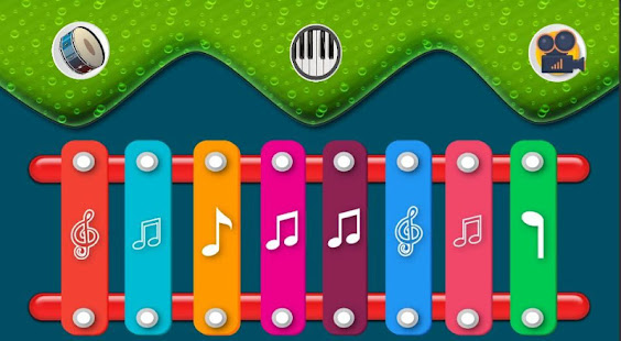Download MUSIC Piano & Drums for Kids For PC Windows and Mac apk screenshot 1