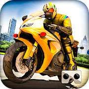 VR Highway Speed ​​Moto giro