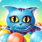 Bubble pop - Alice in Wonderland icon