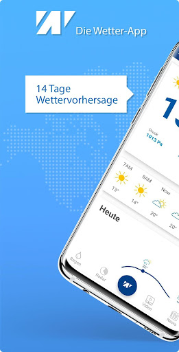 wetter.net - die Wetterapp  screenshots 1