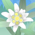 Alpen App - Alpenbloemen van de bergen in Europa icon