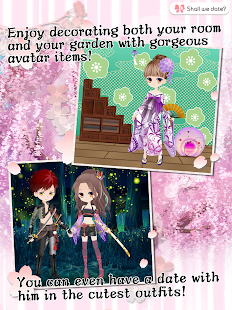 Destiny Ninja Shall we date otome games love story- screenshot thumbnail