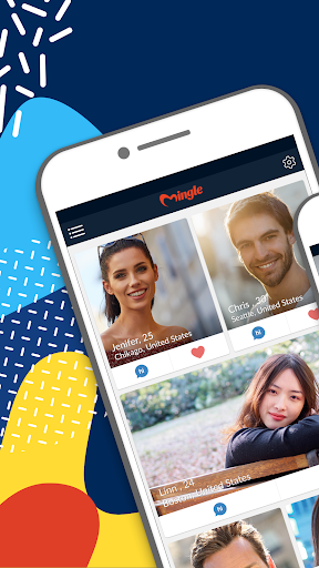 Mingle Dating App - Free Chat, Date & Meet Online screenshot 1