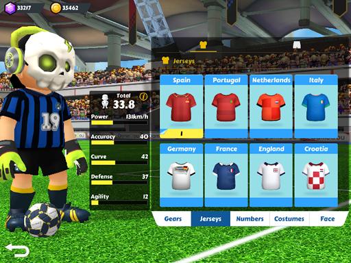 Perfect Kick 2 - Online SOCCER game  screenshots 15