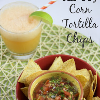 AirFry Corn Tortilla Chips Recipe - Philips Airfryer