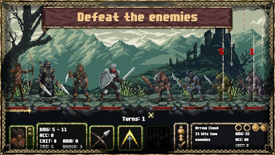 Battle Souls Screenshot