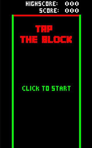 Tap The Block Free
