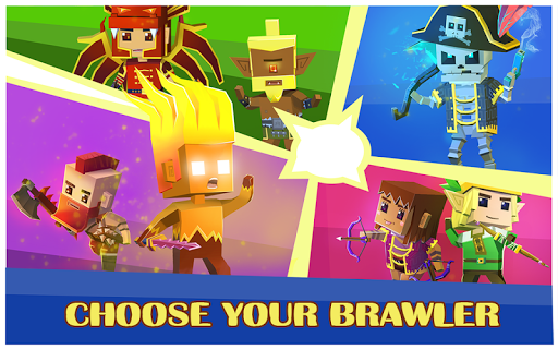 Brawl Legends.io: Mobile Stars in Battle Royale 1.17 screenshots 2