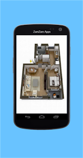 The New House Plan 3D for PC-Windows 7,8,10 and Mac apk screenshot 5