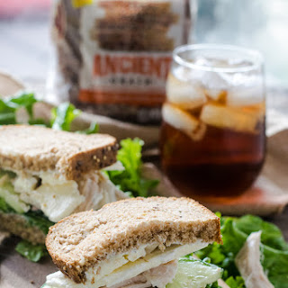 Greek Inspired Rotisserie Chicken Sandwich Recipe