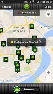 Taxi MBr screenshot 1