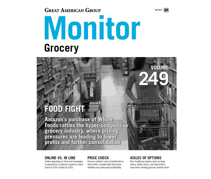 Great American Grocery Monitor - July 2017
