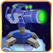 X Space Monster Shooter - Free the Planet!