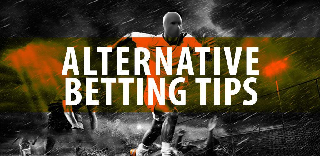 Alternative betting football betting tip sheets