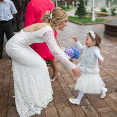 Wedding photographer Ekaterina Verizhnikova (AlisaSelezneva). Photo of 20.10.2017