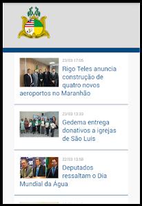 Assembleia Legislativa do MA screenshot 1