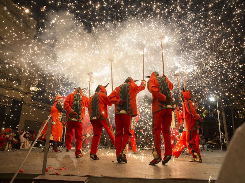 Festivals, Fairs and Festivals of Vilaseca, Salou, Cambrils, Tarragona and Reus