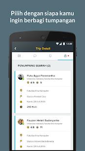 Teman Jalan - Nebeng Teman- screenshot thumbnail
