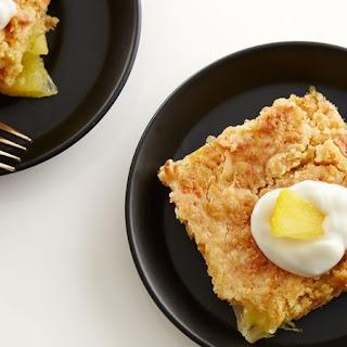 Pineapple-Coconut Dump Cake Recipe