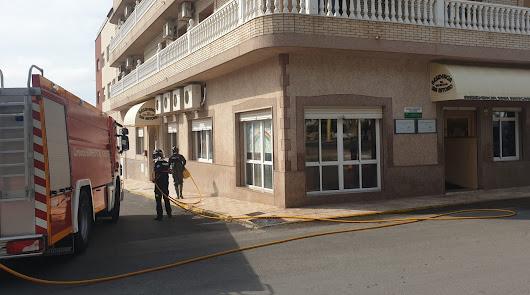 Otra residencia con coronavirus en Almería: un positivo en San Antonio, en Vícar