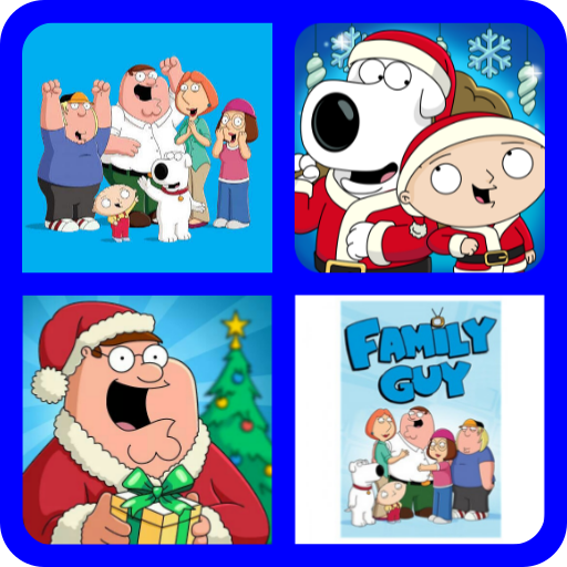 Family Guy Guess the character (game)