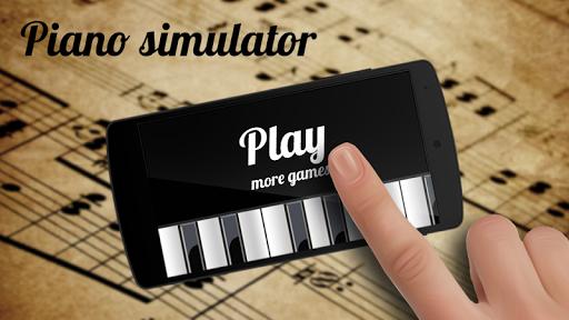 ピアノの先生シミュレータ