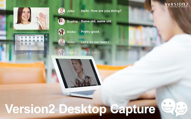 Version2 Desktop Capture