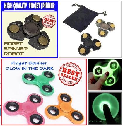 jual fidget spinner murah cantik