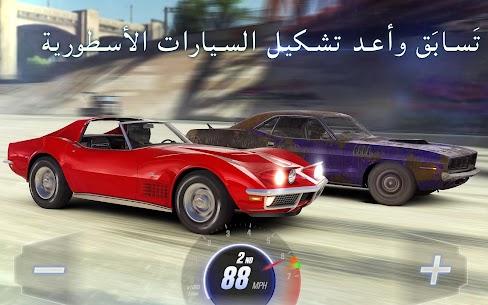 تحميل لعبة CSR Racing 2 مهكرة للاندرويد [آخر اصدار] 7