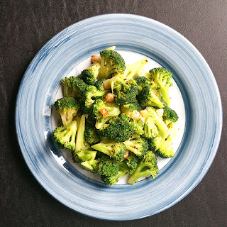 Scrumptious Spicy Broccoli Stir Fry