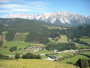Photo: Dachstein-Panorama über Pichl