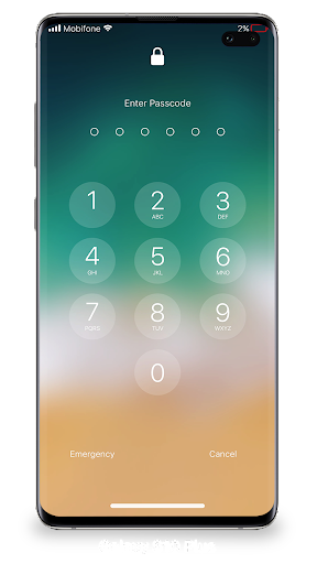 Lock Screen & Notifications iOS 14 1.3.8 screenshots 3