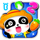 Little Panda Math Farm icon