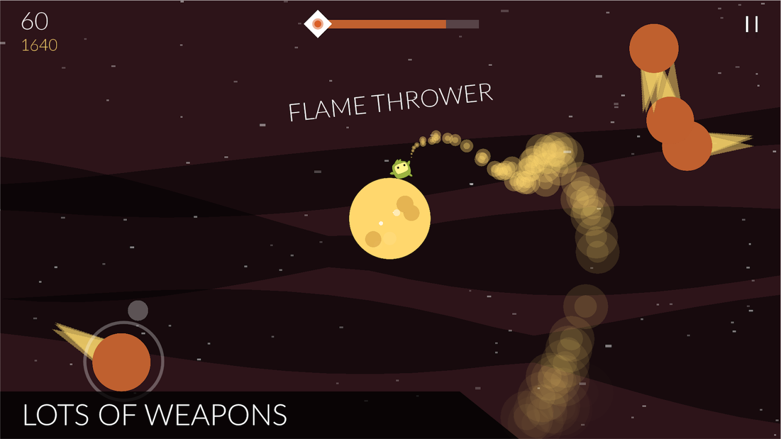 Super Planet Defender- screenshot