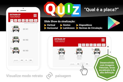 Simulado Detran São Paulo - SP screenshot 8