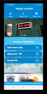 Download Radio Kwara Official Radio Kwara App For PC Windows and Mac apk screenshot 2
