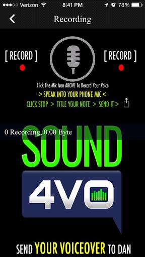 Sound4VO