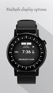 Watch Face: Courser Classic – Wear OS Smartwatch – Download Mod Apk 2