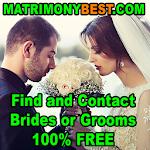 100% Free Matrimony