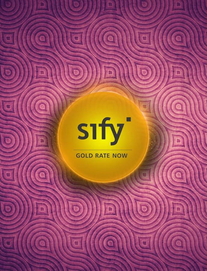 Sify Live Gold Rate India- screenshot