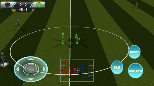 Playing Football 2020 apkmind screenshots 8