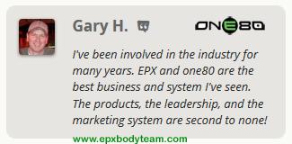 Photo: Real EPX Body Team Member Testimonial - Gary
