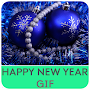 Happy New Year GIF APK icon