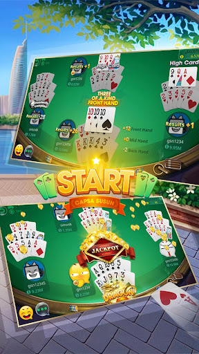 Pusoy - Chinese Poker Online - ZingPlay  screenshots 13