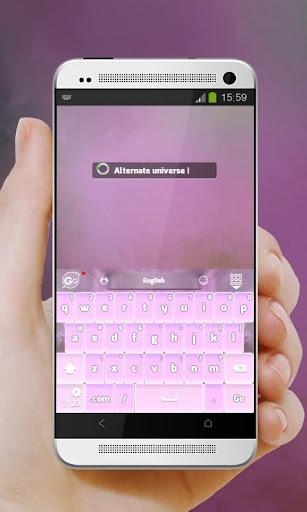 玩個人化App|もうひとつの世界 GO Keyboard免費|APP試玩